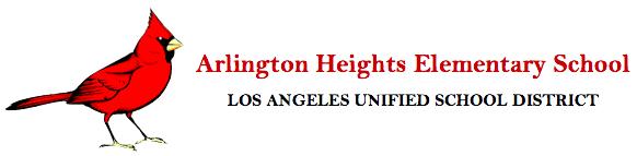 Arlington Heights Elementary School  Logo